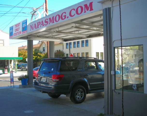 Napa Smog Test Only - best smog station in Napa