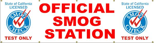 Napa Smog is an Official Smog Test Station